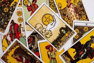 Baralho Cigano das 52 cartas